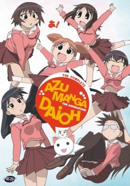 Azumanga Daiou