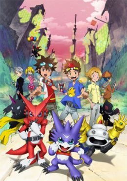 Digimon Xros Wars: Toki o Kakeru Shounen Hunter-tachi