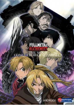 Fullmetal Alchemist Conqueror of Shamballa