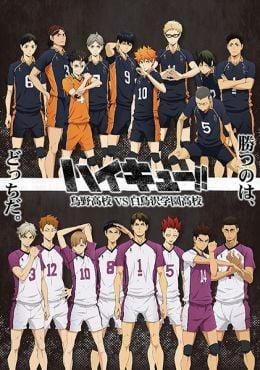 Haikyuu!! Third Season