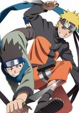 Honoo no Chuunin Shiken Naruto vs Konohamaru