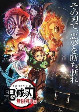 Kimetsu no Yaiba: Mugen Ressha-hen Arc TV