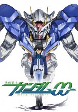 Mobile Suit Gundam 00 2nd Season