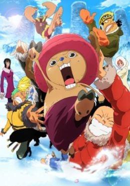 One Piece: Episode of Chopper Plus – Fuyu ni Saku, Kiseki no Sakura (2014) Special