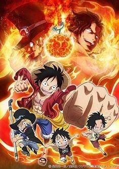 One Piece: Episode of Sabo – 3 Kyoudai no Kizuna Kiseki no Saikai to Uketsugareru Ishi