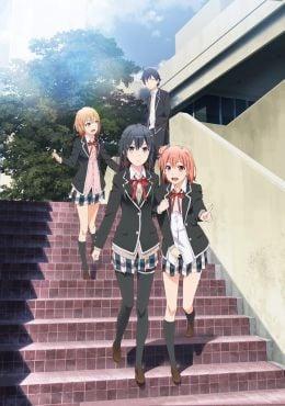 Yahari Ore no Seishun Love Comedy wa Machigatteiru. Zoku OVA